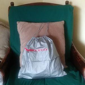 Prada Shoe Bag